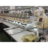 Wholesale High Speed Original Second Hand Barudan Embroidery Machine With Panasonic Motor from china suppliers