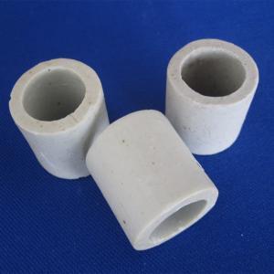 China Acid Resistant Ceramic Raschig Ring Column Packing 16mm, 25mm,38mm, 50mm on sale