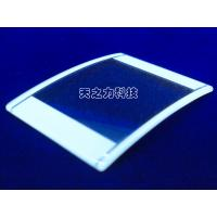 Wholesale Silver Coating Bridge Type Sapphire Dial Window H9/HV1800-2200 Hardness from china suppliers