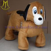 Wholesale Hansel funfair kiddy rides happy wheels games zippy animal riding from china suppliers