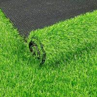 Wholesale 10mm Height Green Real Looking Artificial Grass 10000dtex Decoration For Music Band from china suppliers