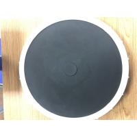 Wholesale Black Nano Bubble Diffuser , Membrane Disc Diffuser For Fish Aquaculture Water Treatment from china suppliers