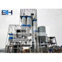 Wholesale Large Capacity Dry Mortar Plant , Automatic Tower Type Premixed Mortar Plant from china suppliers