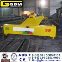 China I Tpye Semi-automatic lifting container spreader on seaport on sale