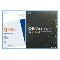 Wholesale Microsoft Office 2013 Professional Plus Key Online Activate by Internet 32 / 64 bit from china suppliers