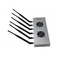 Wholesale Wifi Bluetooth High Power Cell Phone Jammer 12w 6 Bands For Library from china suppliers
