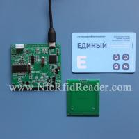 China MIFARE UltraLight C 13.56MHZ NFC Contactless Reader Module NXP CLRC632 chip on sale
