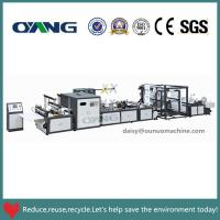 Wholesale non woven bag making machine manual in india from china suppliers