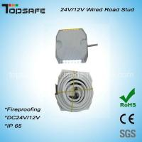 Wholesale CE, RoHS Approved 12/24vdc or 110~220vac Wired Flashing LED Road Studs from china suppliers