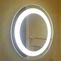 China Modern hotel lighted bathroom mirror on sale