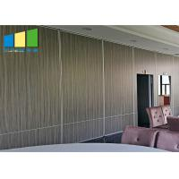 Wholesale 65mm Hotel Room Sliding Partition Walls DIY System Wall Project Sliding Hotel In Ghana from china suppliers