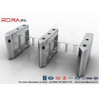 Wholesale Security 900mm Swing Barrier Gate Handicap Accessible RFID Turnstyle Gates from china suppliers