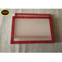 Wholesale Light Weight Screen Printing Materials Aluminum Screen Printing Frames 20x24 from china suppliers