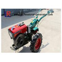 Buy cheap Agricultural Tractor Tillers And Cultivators 12HP Farm Hand Tractor ISO Approved from wholesalers