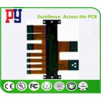 Quality Polyimide Rigid Flex PCB Printing Circuit Board Fr4 Base Material With Osp for sale