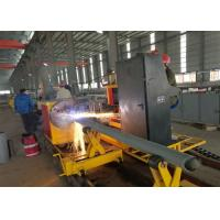 Wholesale 1-50mm Thickness CNC Gas Cutting Machine , Cnc Plasma Tube Cutter from china suppliers