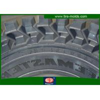 Quality One - Time EDM Process Agricultural Tyre Mould / Forging Steel Tire Mold for sale