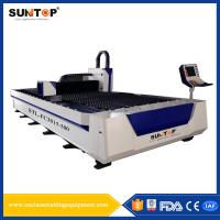 Wholesale Titanium Alloy Silicon Steel Cutting Machine 1500 * 3000mm 380V/50Hz from china suppliers