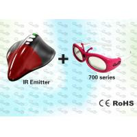 Wholesale External 3D Shutter Glasses and SYNC Emitter for Computer from china suppliers
