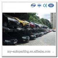 China Double Stack Parking System Mechanical Parking System on sale