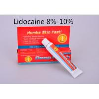 Eyebrow painless tattoo anesthetic cream lidocaine 8 10 for Lidocaine for tattoos