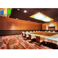 Wholesale Conference Sliding Folding Door Removable Soundproof Room Divider Operable Partition from china suppliers
