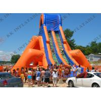 Wholesale Heavy Duty Inflatable Water Slide Giant High-Strength PVC For Family from china suppliers