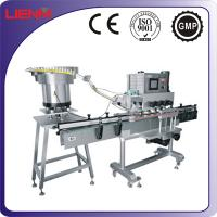 Buy cheap LIENM Factory automatic screw plastic capping machine from wholesalers