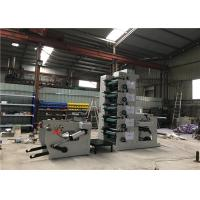 Wholesale Aluminum Foil Label Paper Roll Printing Machine 175 - 381mm Printing Perimeter from china suppliers