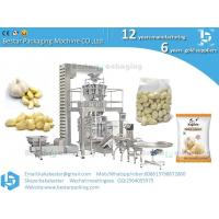 Wholesale Organic white garlic, onion, ginger automatic packaging machine, price concessions, innovative design from china suppliers
