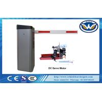 China Speed Adjustable Car Parking Barriers With 24V Brushless Servo Motor on sale