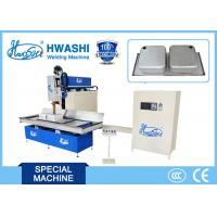 ... Steel Automatic Welding Machine Kitchen Sink Manufacturing Equipment
