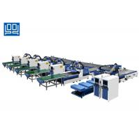 Wholesale High Efficiency Wooden Door Production Line With Japan YASKAWA Servo Motor from china suppliers