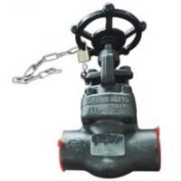 Wholesale API 602 forged steel valve globe valve  800#  1500# 2500#  F304 F316 F91 F11 F44 stainless steel  SW from china suppliers