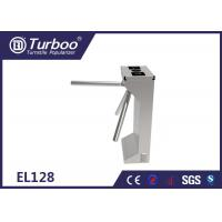 Wholesale Drop Arm Optical Barrier Turnstiles Tripod Security Gates For University Dormitory from china suppliers