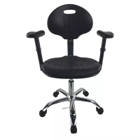 Wholesale Antistatic PU Foam 430*400mm Seat ESD Office Chair from china suppliers