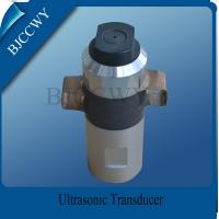 High Temperature Piezoelectric Pressure Transducer For Welding Machine Manufactures