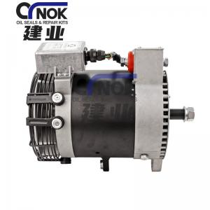 Wholesale 24V 260A Cummins KTTA380-C Alternator For Excavator Parts 5241500750 10020201 10025208 ALZ2431UH from china suppliers