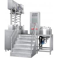 Wholesale Titling Vacuum Emulsifying Machine Cosmetic Cream Mixer from china suppliers