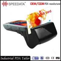 Wholesale IP65 Outdoor Dustproof Handheld Terminal PDA Scanner Android Smart MSR Card from china suppliers