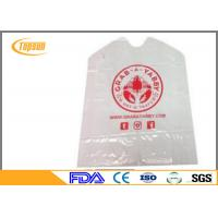 Wholesale Easy Wipe Disposable Plastic Lobster Bibs LDPE / HDPE Biodegradable Material from china suppliers