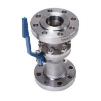 Wholesale CF8 TRIM Antistatic Full Bore Ball Valve Floating Type Nylon Seat 600LB Pressure from china suppliers