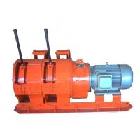 China mine rake winch for pulling small rocks on sale