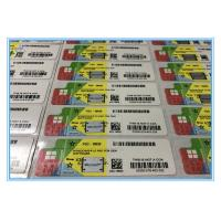 Wholesale COA License Sticker Windows 10 Pro Product Key For OEM Software Customized from china suppliers