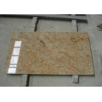 China Kashmir Gold Granite Floor Tiles Granite Stone Slabs Indoor Cutting Size on sale