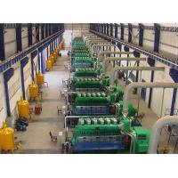 Buy cheap 10 X 2000kW LNG gas and Heavy Fuel Oil Power Plant with Generator 500 Rpm 600 from wholesalers