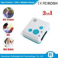 Wholesale Mini gps tracking chip/sim card gps tracker for children gps tracking device google maps from china suppliers