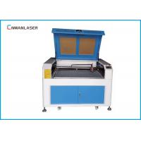 Wholesale 6090 Cnc Laser Cutting Machine CO2 Wood Fabric Foam Board 600mm/s Speed from china suppliers