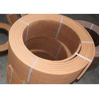 Wholesale Oil Drilling Anchor Winch Brake Lining Roll For Traction Machine Overhead Crane from china suppliers