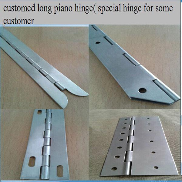 Stainless Steel Sus 304 Piano Hinge Furniture Assembly Hardware Door Hinge 106090847